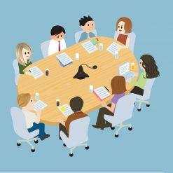 دوره آموزشی مدیریت جلسات
