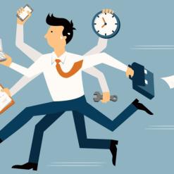 دوره مدیریت زمان و استرس