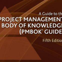 مدیریت پروژه بر اساس استاندارد PMBOK